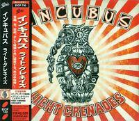 Incubus - Light Grenades, Japan CD Obi_EICP-730