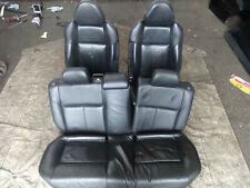 Subaru Forester SG 2.5 XT 2003-2007 Full black leather interior & heated seats