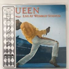 QUEEN - Live at the Wembley Stadium - 2 MINI LP CD JAPAN DIGIPACK 2004