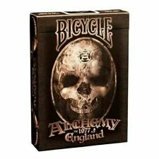 Bicycle Alchemy II 1977 England Playing Cards 1pk