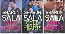 Secrets and Lies Series Collection Set Books 1-3 Paperback Sharon Sala Brand New