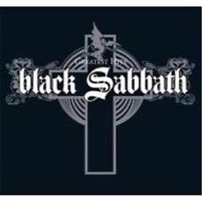 BLACK SABBATH GREATEST HITS REMASTERED CD NEW