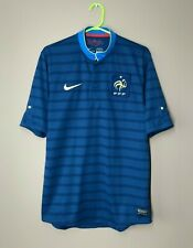 France 2012-2013 Home Football Soccer Nike Shirt Jersey Maglia Camiseta size M