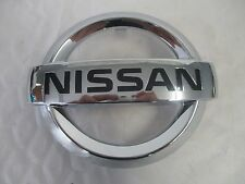OEM 2013-2017 NISSAN ALTIMA SEDAN CHROME FRONT GRILLE GRILL EMBLEM MASCOT BADGE