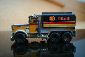Matchbox - Peterbilt Tanker Truck