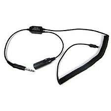 PA-80S Garmin Virb Recorder Adapter for GA (Daul Plug) Headset