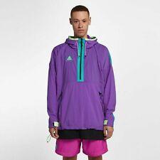 Nike MEN'S ACG Woven Hooded Jacket Anorak SIZE 2XL BRAND NEW