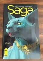 Saga #18 (2014) : Key Issue: Brian K Vaughan, Fiona Staples, 1st Print