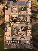 NHL 2006-07 IN THE GAME HEROES AND PROSPECTS FACTORY SEALED | 1 BOX | RARE