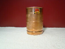 Copper Glass Tumbler Cup 300ml Storage Drinking Water Ayurveda Yoga Free Ship