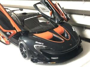 Auto Art Composite 1/18 McLaren P1 GTR Dark Gray/Orange Limited Rare