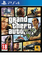 GRAND THEFT AUTO 5 GTA V PS4 BRAND NEW FAST DELIVERY