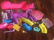 MY LITTLE PONY FRIENDSHIP RAINBOW KINGDOM PLAY SET toy PARTS spare HOUSE ponies