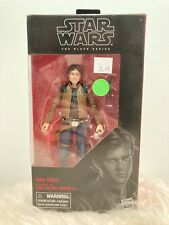 "Han Solo (Solo) STAR WARS The Black Series 6"" Figure NIB #62"