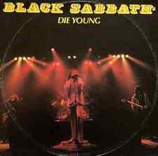 """BLACK SABBATH - Die Young (12"""") (G+/G-)"""
