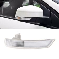 Right Mirror Turn Signal Corner Light Lamp Cover Shade For Ford Focus II 2 III 3