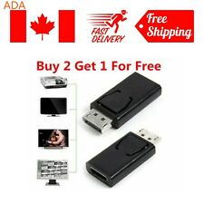 Display Port DP Male To HDMI Female Adaptor Adapter Converter For 1080P HDTV PC