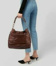 Christian Dior Gwyneth Paltrow Libertine Brown Calf Leather Hobo Shoulder Bag