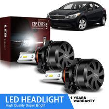 H16 5202 Bright 6000K White 12000LM Headlight Bulb 60w LED Kit Low Beam Lamp YDW