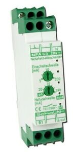 Schalk NFA 63 Netz-Feld-Abschaltautomat - Netzfreischalter