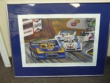 ART CAN AM Canadian American Series ADVANTAGE DONOHUE 1995 LIMITED GARRY HILL