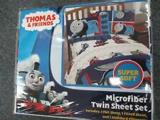 Nickelodeon THOMAS the TRAIN Sheet Set - Thomas & Friends TWIN 🌟 brand NEW🌟!