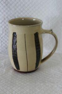 Large 13cm John Solly Maidstone Studio Pottery Mug or Tankard