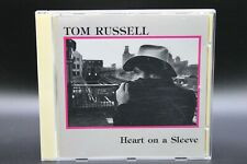 Tom Russell - Heart on a Sleeve (1986) (CD) (End Of The Trail Music - BCD 15243)