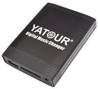 USB MP3 AUX Adapter VW RCD RNS 200/300 210/310 CD-Wechsler SD Interface DMC