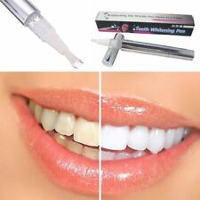 Flawless Teeth Whitening Gel Pen 100% Removes Coffee,Wine,Tobacco Tooth Stain