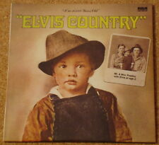ELVIS PRESLEY - Elvis Country - NEW CD album - FREEPOST IN UK