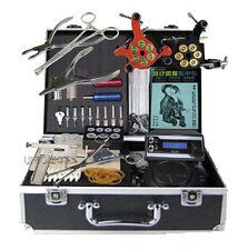 new Tattoo piercing kit jewellery equipment 5 pierce tattooing machine supply