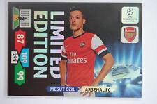 Mesut Özil Limited Edition - Panini Adrenalyn XL Champions League 2013/14