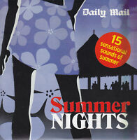 Summer Nights - 15 tracks  - Daily Mail  -  Promo CD