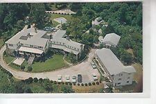 Aerial View of Echo Inn near Hendersonville NC