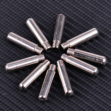 10x Silver Plasma Cutter Torch Electrodes Consumable fit for SG-55 AG-60 WSD-60