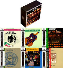 "Pentangle ""Basket of Light"" JAPAN MINI LP 7 SHM-CD (6 titles) BOX"