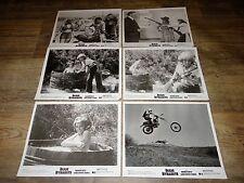 DIXIE DYNAMITE Moto Girls  rare photos cinema lobby cards  1976