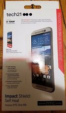 Tech21 Impact Shield Self Healing Screen Protector HTC One M9