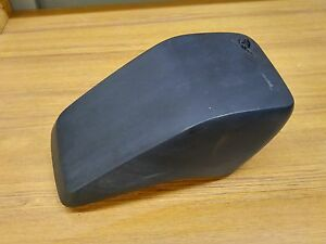 USED ORIGINAL GENUINE PORSCHE 928 LEFT REAR BUMPER RUBBER BUFFER PAD