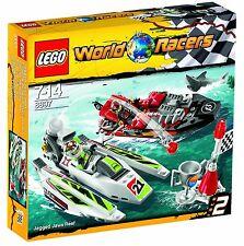 LEGO WORLD RACERS 8897 decisione sul squalo riff barche a motore
