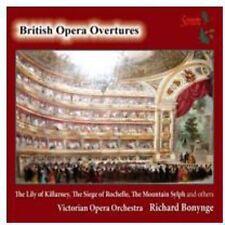 Richard Bonynge - British Opera Overtures [New CD]
