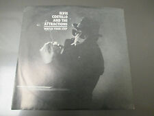 1981 Elvis Costello & The Attractions – Watch Your Step US 45 EX/VG+ 11-60519