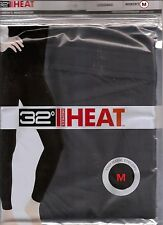 32 Degrees Weatherproof Heat Women's Leggings Size  M color CHARCOAL