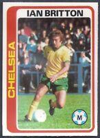 TOPPS-FOOTBALL PALE BLUE BACK 1979 STEVE HUNT -#192- COVENTRY