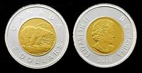 Canada 2016 Gold Plated Proof Gem Fine Silver UNC Toonie!!