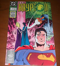 The World of Krypton (2nd Series) #4 of 4