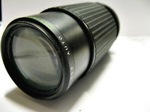 Objektiv: Makinon MC -  Zoom 1 : 4,5  f = 80 - 200mm  Ø 55mm - 8223938 (16)