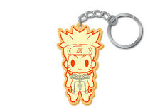 Naruto Rubber Key Chain Vol. 3 Powered Up Naruto New