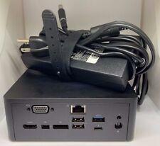 Dell K16A Thunderbolt 3 Docking Station w/  AC Adapter